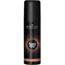 BRELIL Professional COLORIANNE fansy glitter spray BRONSE - Фантазийные спрей-блески для волос БРОНЗОВЫЙ 75мл