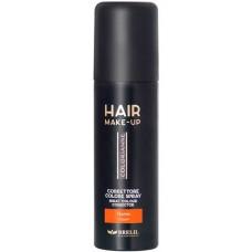 BRELIL Professional COLORIANNE HAIR MAKE-UP COPPER - Спрей-макияж для волос МЕДНЫЙ 75мл