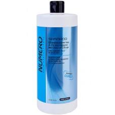 BRELIL Professional NUMERO ELASTICIZING & FRIZZ-FREE SHAMPOO - Шампунь для вьющихся и волнистых волос 1000мл