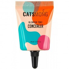 CATSMONG Blemish TOK! Concealer #02 Vanilla Beige - Консилер увлажняющий БЕЖЕВЫЙ 10мл