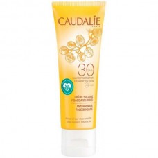 CAUDALIE Creme Solaire Visage Anti-rides SPF30 - Антивозрастной солнцезащитный крем для лица СЗФ 30, 50мл