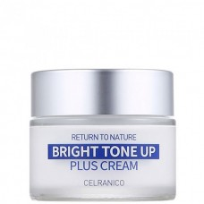 CELRANICO Return To Nature BRIGHT TONE UP Plus Cream - Крем для улучшения тона и сияния кожи 50мл