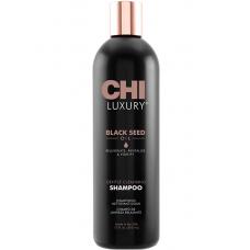 CHI LUXURY Black Seed Gentle Cleansing Shampoo - Очищающий шампунь с маслом черного тмина 355мл
