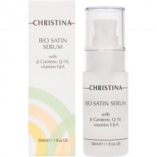 CHRISTINA Bio Satin Serum - Сыворотка «Био-Сатин» 30мл