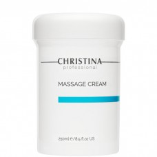 CHRISTINA Massage Cream - Массажный крем для лица для всех типов кожи 250мл