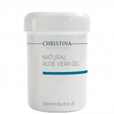 CHRISTINA Natural Aloe Vera Gel - Натуральный гель алоэ вера 250мл
