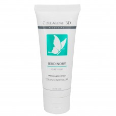 Collagene 3D Cream-Mask SEBO NORM - Маска себорегулирующая 75мл
