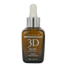 Collagene 3D FACE Serum SEBO NORM - ПРОФ Сыворотка себорегулирующая для лица 30мл