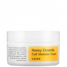 COSRX Honey Ceramide Full Moisture Cream - Увлажняющий крем для лица с медом и керамидами 50мл