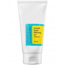 COSRX Low pH Good Morning Gel Cleanser - Утренний гель для умывания с BHA-кислотами и низким pH 150мл