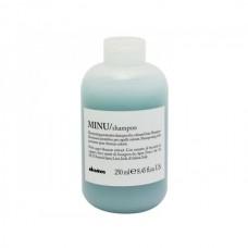 Davines MINU/ shampoo - Шампунь для сохранения цвета 250мл