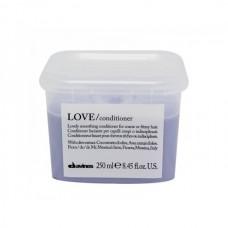 Davines LOVE/ conditioner - Кондиционер разглаживающий завиток 250мл