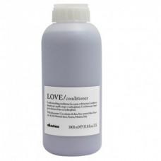 Davines LOVE/ conditioner - Кондиционер разглаживающий завиток 1000мл