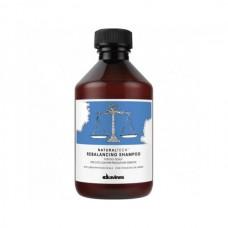 Davines NATURALTECH Rebalancing Shampoo - Балансирующий шампунь 250мл