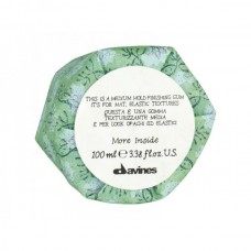 Davines more inside Medium Hold Finishing Gum - Эластикгель для матовых подвижных текстур 100мл