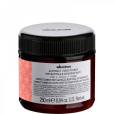Davines ALCHEMIC CONDITIONER (red) - Кондиционер «АЛХИМИК» для Натуральных и Окрашенных Волос (КРАСНЫЙ) 250мл