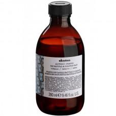 Davines ALCHEMIC SHAMPOO (tobacco) - Шампунь «АЛХИМИК» для Натуральных и Окрашенных Волос (ТАБАК) 280мл