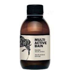 Davines Dear Beard Multi Active Bain - Мультиактивный шампунь 250мл