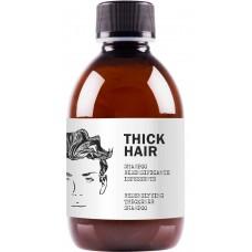 Davines Dear Beard THICK HAIR Redensifying Thickening Shampoo - Уплотняющий шампунь для волос 250мл