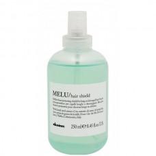 Davines MELU/ hair shield - Термозащитный несмываемый спрей 250мл