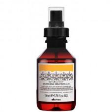 Davines NATURALTECH Nourishing Keratin sealer - Питательный флюид, запечатывающий кератин 100мл