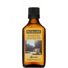 Davines PASTA & LOVE Pre-shaving & beard oil - Масло для бороды и кожи лица 50мл