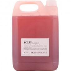 Davines SOLU/ shampoo - Шампунь для глубокого очищения волос и кожи головы 5000мл