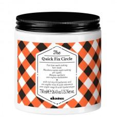 Davines The Quick Fix Circle Masque - Супербыстрая многофункциональная маска для волос 750мл