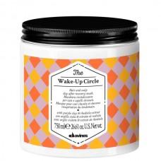 Davines The Wake-Up Circle Masque - Маска-анти-стресс для волос и кожи головы 750мл