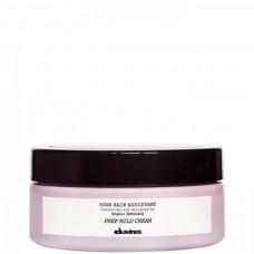 Davines YOUR HAIR ASSISTANT Prep Mild Сream - Мягкий кондиционер для подготовки волос к укладке 75мл