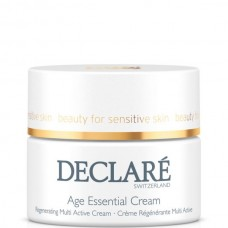 DECLARE AGE CONTROL 40+ Age Essential Cream - Регенерирующий крем для лица комплексного действия 50мл