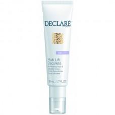 DECLARE AGE CONTROL 40+ Multi Lift Décolleté - Интенсивный лифтинговый крем для шеи и декольте 50мл