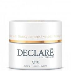 DECLARE AGE CONTROL 40+ Q10 Cream - Омолаживающий крем с коэнзимом Q10, 50мл