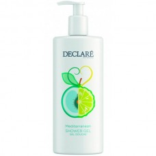 """DECLARE BODY CARE Mediterranean Shower Gel - Гель для душа """"Средиземноморье"""" 390мл"""