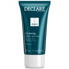 DECLARE MEN DailyEnergy Cream Sportive - Увлажняющий крем для активных мужчин 75мл