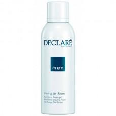 "DECLARE MEN Shaving Gel-Foam Antistress - Пенка-гель для бритья ""Антиcтресс"" 150мл"