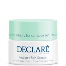 DECLARE PROBIOTIC Multi Regeneration Cream - Мультирегенерирующий крем с пробиотиками 50мл