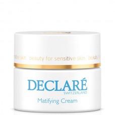 DECLARE PURE BALANCE Matifying Hydro Cream - Матирующий увлажняющий крем 50мл