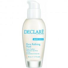 DECLARE PURE BALANCE Sebum Reducing & Pore Refining Fluid oil-free - Интенсивное средство, нормализующее жирность кожи 50мл