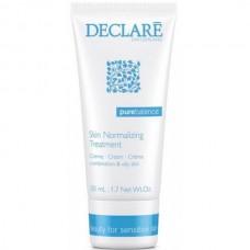 DECLARE PURE BALANCE Skin Normalizing Treatment Cream - Крем, восстанавливающий баланс кожи 50мл