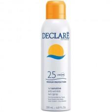 DECLARE SUN SENSITIVE Anti-Wrinkle Sun Spray SPF25 - Солнцезащитный спрей с омолаживающим действием СЗФ 25, 200мл