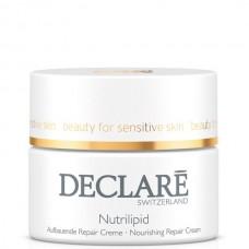 DECLARE VITAL BALANCE Nutrilipid Nourishing Repair Cream - Питательный восстанавливающий крем для сухой кожи 50мл