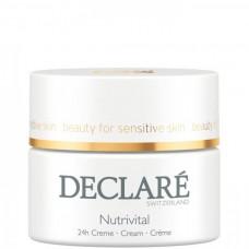 DECLARE VITAL BALANCE Nutrivital 24h Cream - Питательный крем 24-часового действия для нормальной кожи 50мл