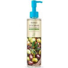 Deoproce Soft & smooth body oil olive - Смягчающее увлажняющее масло с оливой для тела 200мл