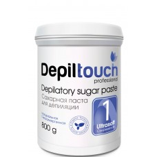 Depiltouch Depilatory Sugar Paste №1 ULTRASOFT - Сахарная паста для депиляции СВЕРХМЯГКАЯ 800гр