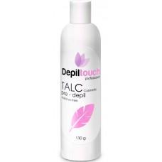 Depiltouch Skin Care Pre-depil TALK - Тальк косметический без добавок 130гр