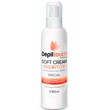 Depiltouch Skin Care SOFT CREAM INGIBITOR - Сливки замедляющие рост волос 150мл