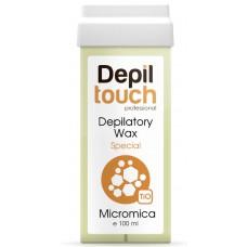 Depiltouch Depilatory Wax Special MICROMICA - Тёплый воск для депиляции Специальный МРАМОРНЫЙ 100мл