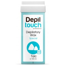 Depiltouch Depilatory Wax Special TALC - Тёплый воск для депиляции Специальный ТАЛЬК 100мл