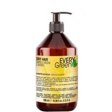 DIKSON EVERYGreen DRY HAIR Shampoo - Шампунь для сухих волос 500мл